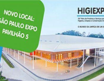 HIGIEXPO  26ª Feira de Produtos e Serviços para Higiene, Limpeza e Conservação Ambiental