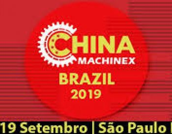 CHINA MACHINEX BRAZIL  6ª China Machinex Brazil