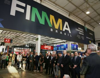 14th International Fair of Machinery, Raw Materials, and Accessories for the Furniture Industry