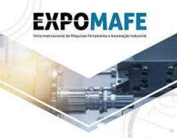 FEIRA EXPOMAFE  -  3ª Feira Internacional de Máquinas-Ferramenta e Automação Industrial