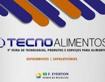 TECNOALIMENTOS - EDIÇÃO VIRTUAL  -  10ª Feira de produtos, serviços e tecnologias para cadeia de Ali