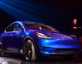 Say hello to Tesla's new car, the Model Y